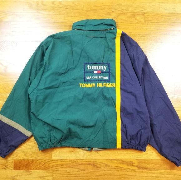 Tommy Hilfiger Other - VTG 90's Tommy Hilfiger Windbreaker Jacket
